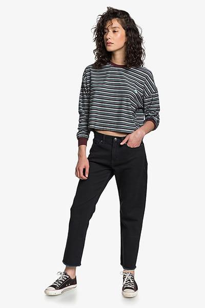 Фиолетовый женские широкие джинсы womens