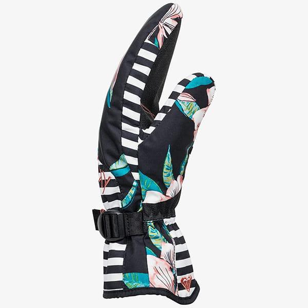 Жен./Аксессуары/Перчатки и варежки/Варежки Женские сноубордические варежки ROXY Jetty
