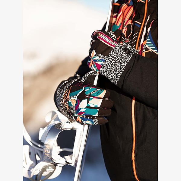 Жен./Аксессуары/Перчатки и варежки/Перчатки Женские сноубордические перчатки ROXY Jetty