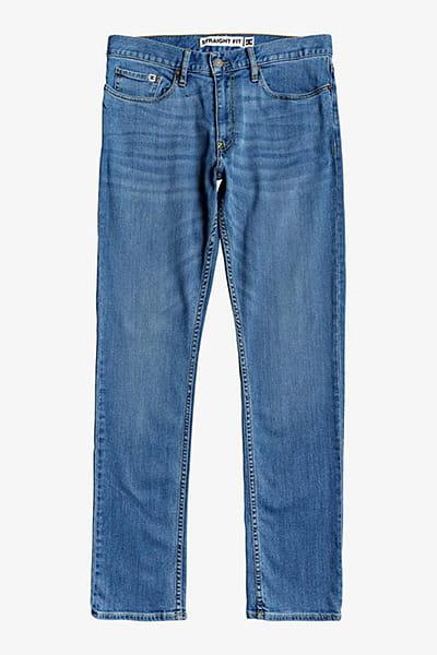 Зеленые прямые джинсы worker
