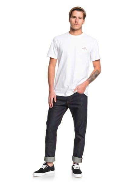 Муж./Одежда/Джинсы и брюки/Зауженные джинсы Мужские узкие джинсы Distorsion Rinse