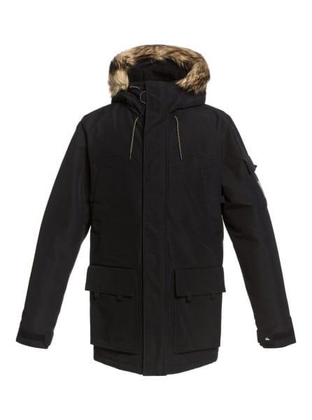 Черный мужская куртка ferris