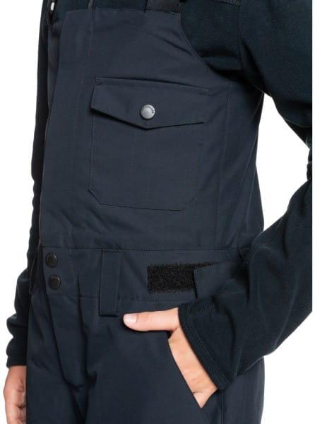 Мал./Одежда/Комбинезоны/Штаны для сноуборда Детские сноубордические штаны с подтяжками Utility 8-16