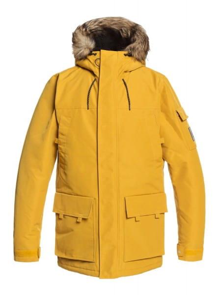 Желтый мужская куртка ferris