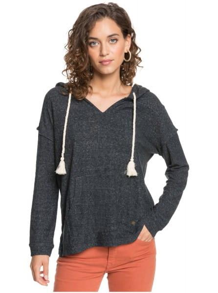 Жен./Одежда/Кардиганы, свитеры и джемперы/Свитеры и джемперы Женское пончо с капюшоном Lovely Life