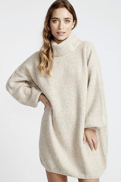 Платье Q3DR03-BIF9 White