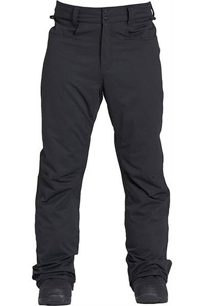 Штаны для сноуборда Q6PM08-BIF9 Black