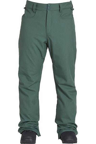 Штаны для сноуборда Q6PM08-BIF9 Forest