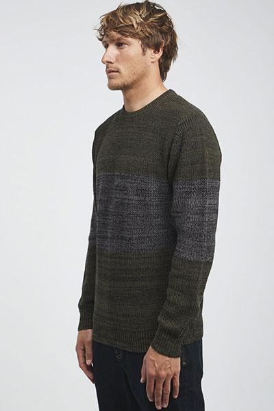 Муж./Одежда/Кардиганы, свитеры и джемперы/Свитеры и джемперы Свитер Billabong Tribong