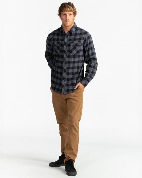 Муж./Одежда/Рубашки/Рубашки с длинным рукавом Мужская рубашка с длинным рукавом All Day Flannel