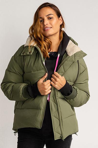 Демисезонные куртки U3JK21-BIF0