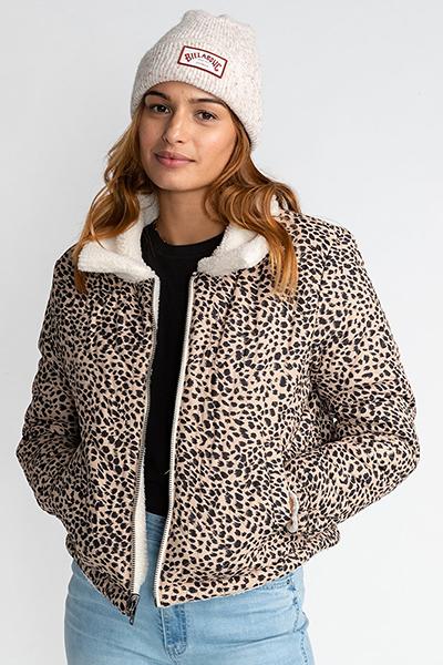 Жен./Одежда/Верхняя одежда/Демисезонные куртки Двухсторонняя женская куртка Hit The Road