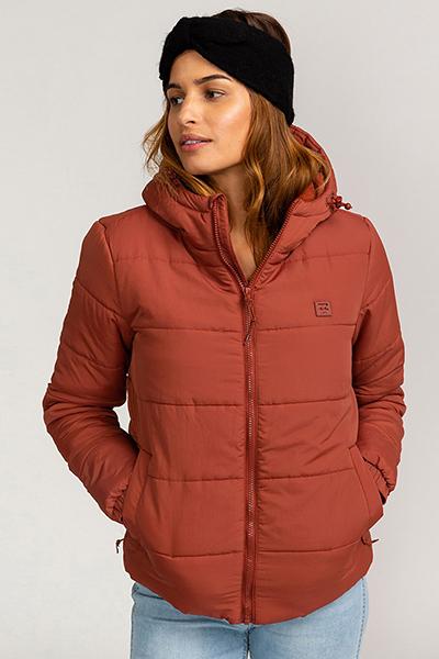 Демисезонные куртки U3JK24-BIF0 Chestnut