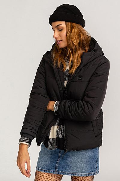 Демисезонные куртки U3JK24-BIF0 Black