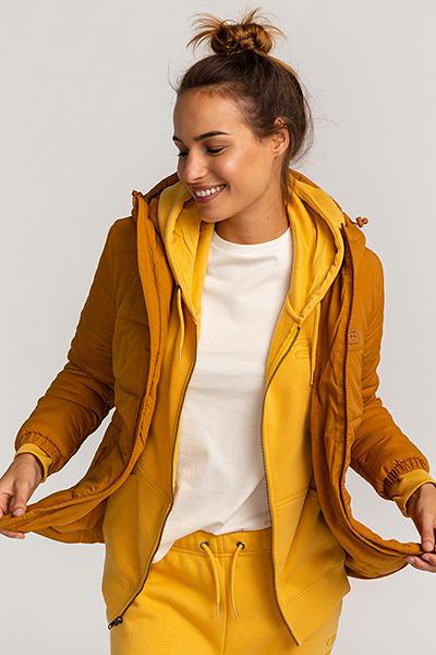 Демисезонные куртки U3JK24-BIF0 Inca Gold
