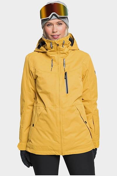 Жен./Одежда/Куртки/Куртки для сноуборда Женская сноубордическая куртка Presence