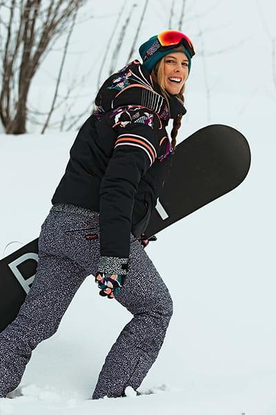 Женские сноубордические штаны POP Snow Summit