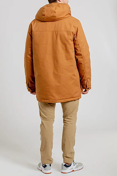 Муж./Одежда/Верхняя одежда/Парки Мужская парка Canondale