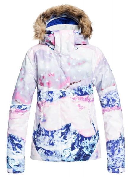 Мультиколор женская сноубордическая куртка jet ski