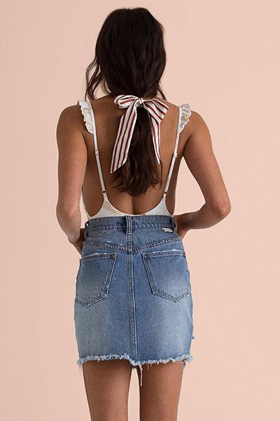 Жен./Одежда/Юбки/Юбки Юбка джинсовая Billabong Take Risk