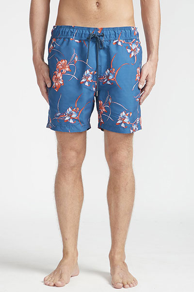Пляжные шорты N1LB02-BIP9 Navy