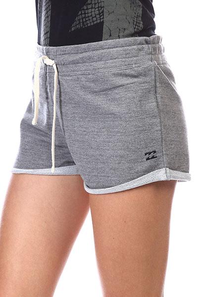 Спортивные шорты N3WK02-BIP9 Dk Athl Grey