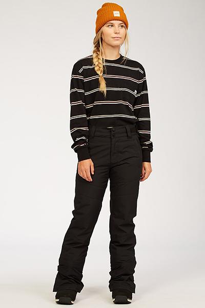 Штаны для сноуборда U6PF24-BIF0 Black