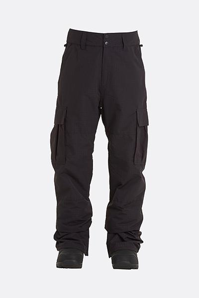Штаны сноубордические U6PM24-BIF0 Black