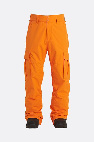 Штаны сноубордические U6PM24-BIF0 Bright Orange