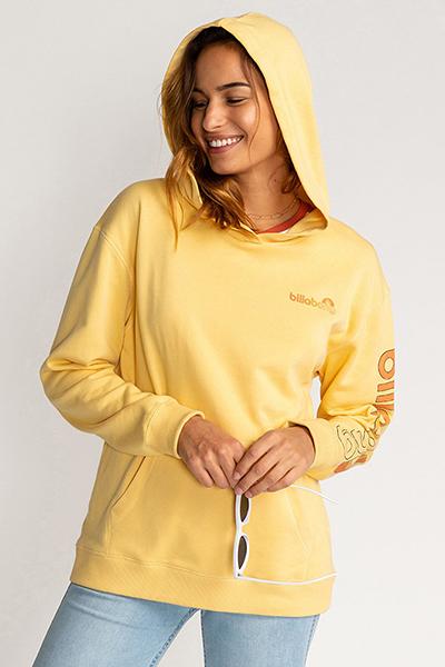 Толстовка U3HO15-BIF0 Yellow
