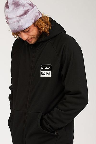 Муж./Одежда/Толстовки и флис/Флисовые толстовки Мужская сноубордическая толстовка Downhill