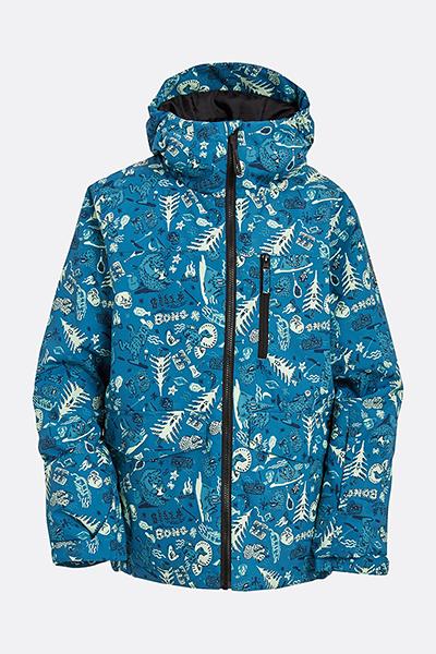 Куртки для сноуборда U6JB21-BIF0 Forest Gum