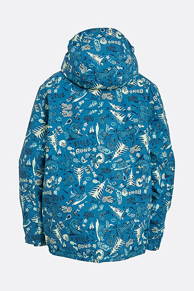 Мал./Мальчикам/Одежда/Куртки для сноуборда Детская сноубордическая куртка All Day