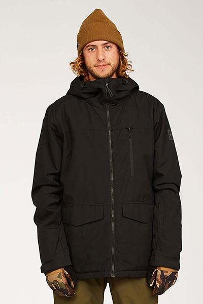 Куртки для сноуборда U6JM29-BIF0 Black