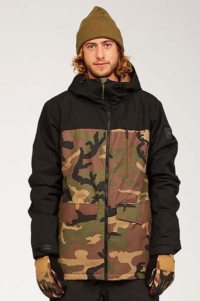 Куртки для сноуборда U6JM29-BIF0 Camo