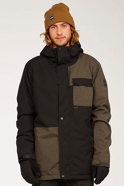 Куртки для сноуборда U6JM28-BIF0 Black
