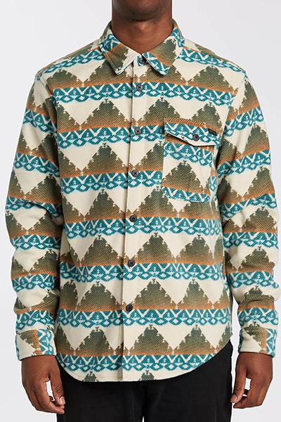 Рубашки с длинным рукавом U1FL31-BIF0 Chino