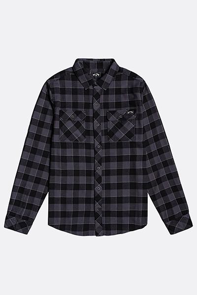 Рубашка U1SH10-BIF0 Black