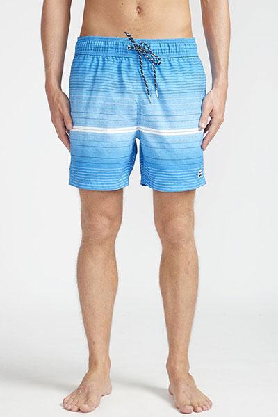Пляжные шорты N1LB06-BIP9 Blue