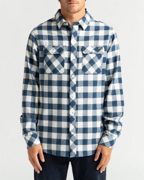 Рубашки с длинным рукавом U1SH10-BIF0 Birch