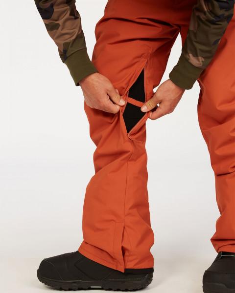 Муж./Сноуборд/Штаны для сноуборда/Штаны для сноуборда Мужские сноубордические штаны Outsider