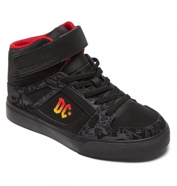 Мал./Обувь/Обувь/Кеды Детские высокие кеды Pure Hi AC/DC