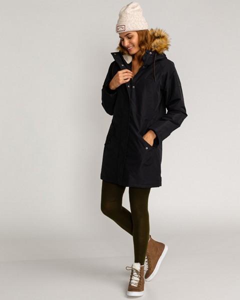 Жен./Одежда/Верхняя одежда/Парки Водостойкая женская куртка 10K Adventure Division Colder Weather