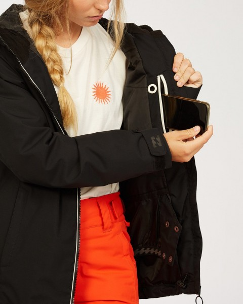 Жен./Одежда/Верхняя одежда/Куртки для сноуборда Женская сноубордическая куртка Sula