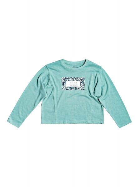 Детская футболка с широкими рукавами About Yesterday C 4-16