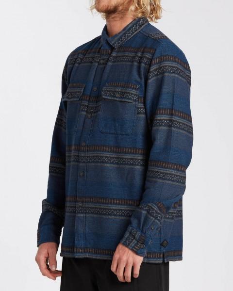 Муж./Одежда/Рубашки/Рубашки с длинным рукавом Мужская рубашка с длинным рукавом Desert Seas Jacquard