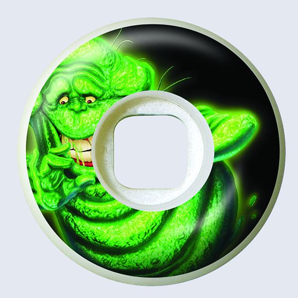 Скейтовые колеса Ghostbusters Slimer 54mm