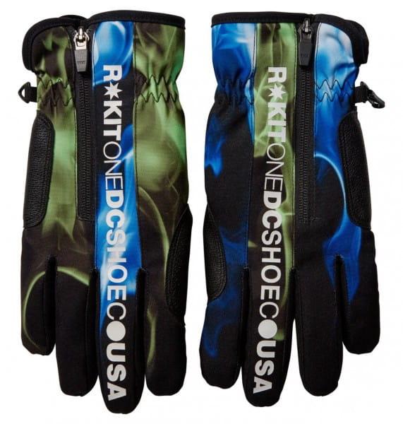 Муж./Сноуборд/Перчатки и варежки/Перчатки Мужские сноубордические перчатки Rokit Salute