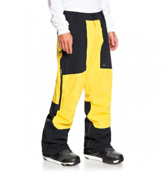 Муж./Сноуборд/Штаны для сноуборда/Штаны для сноуборда Мужские сноубордические штаны Squadron
