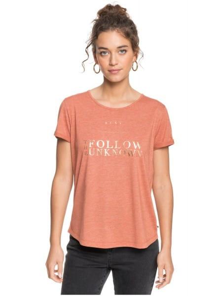 Персиковый женская футболка call it dreaming